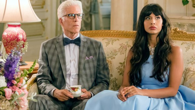 The Good Place - ...someone Like Me As A Member