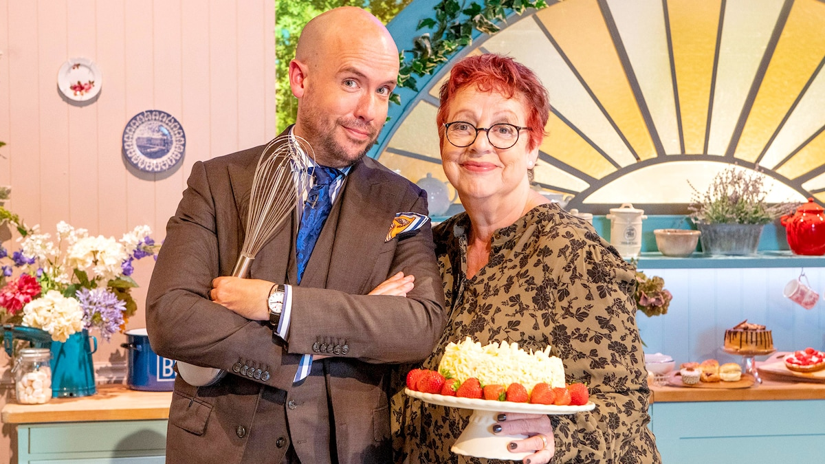 The Great British Bake Off: An Extra Slice - All 4