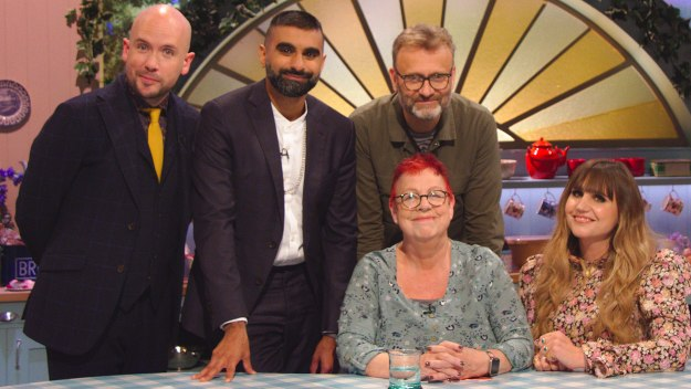 The Great British Bake Off: An Extra Slice - The Great British Bake Off: An Extra Slice