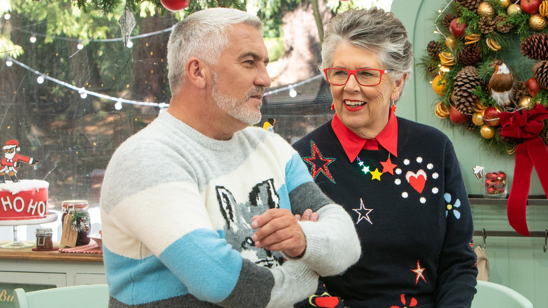 The Great British Bake Off: Festive Specials All 4