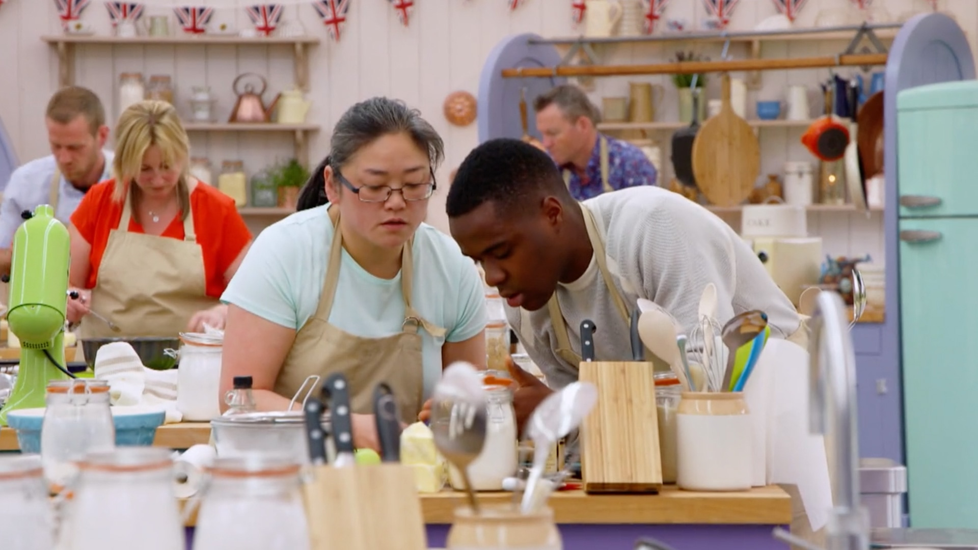 The Great British Bake Off All 4