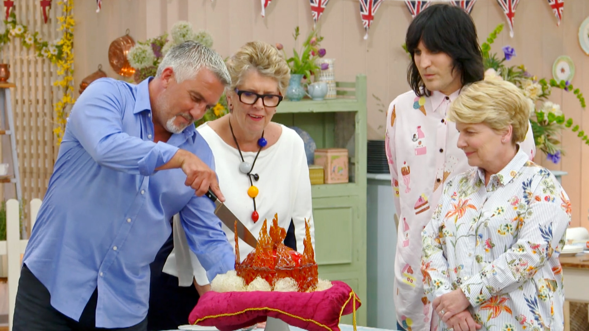 The Great British Bake Off On Demand All 4