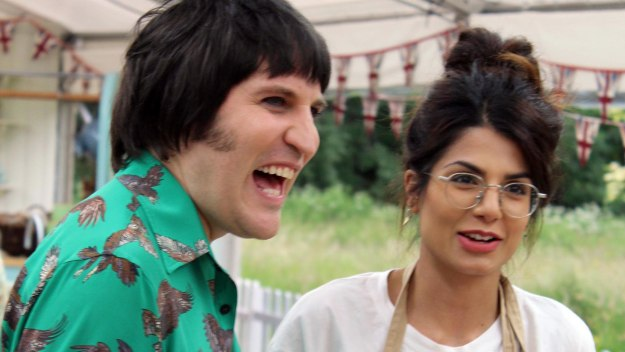 The Great British Bake Off - Series 2 Episode 6