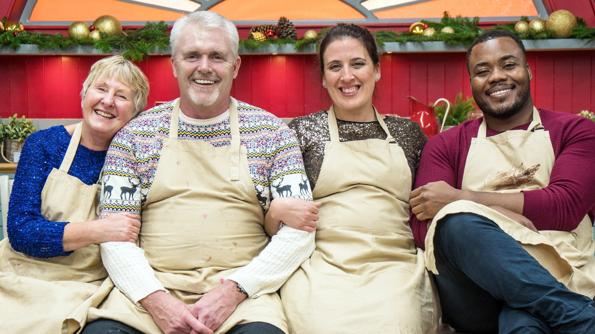 The Great Christmas Bake Off 2020 Watch Online The Great British Bake Off: Festive Specials   All 4