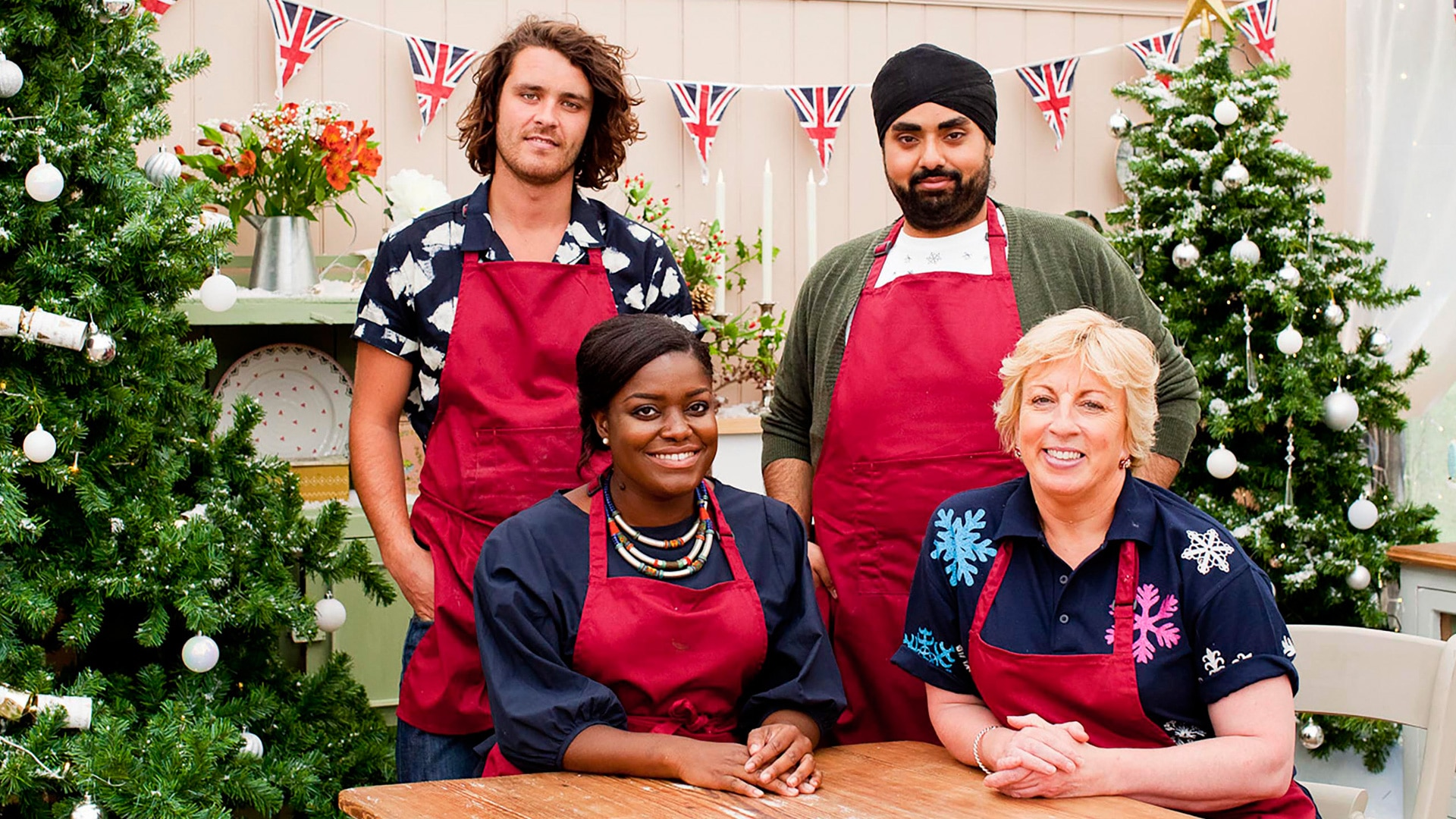 The Great Christmas Bake Off 2020 The Great British Bake Off: Festive Specials   All 4