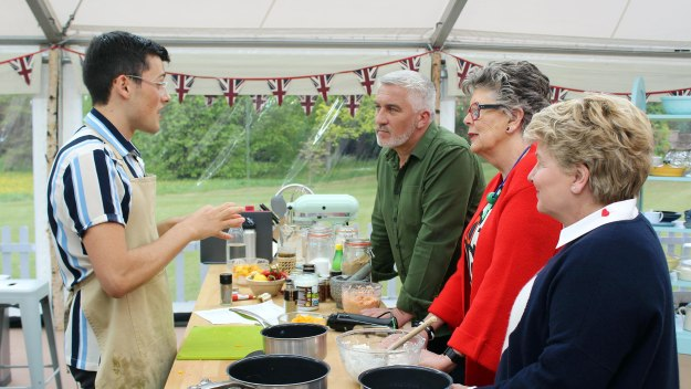 The Great British Bake Off - Bread Week