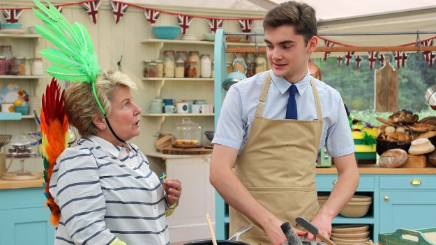 The Great British Bake Off - Festival Week