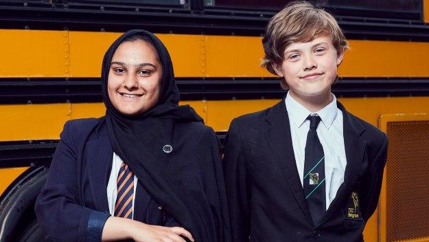 The Great British School Swap - The Great British School Swap
