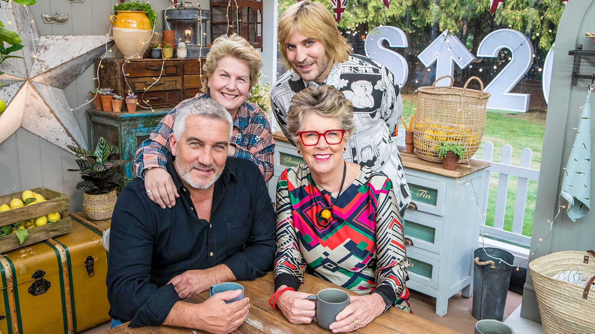 The Great Celebrity Bake Off for SU2C - All 4