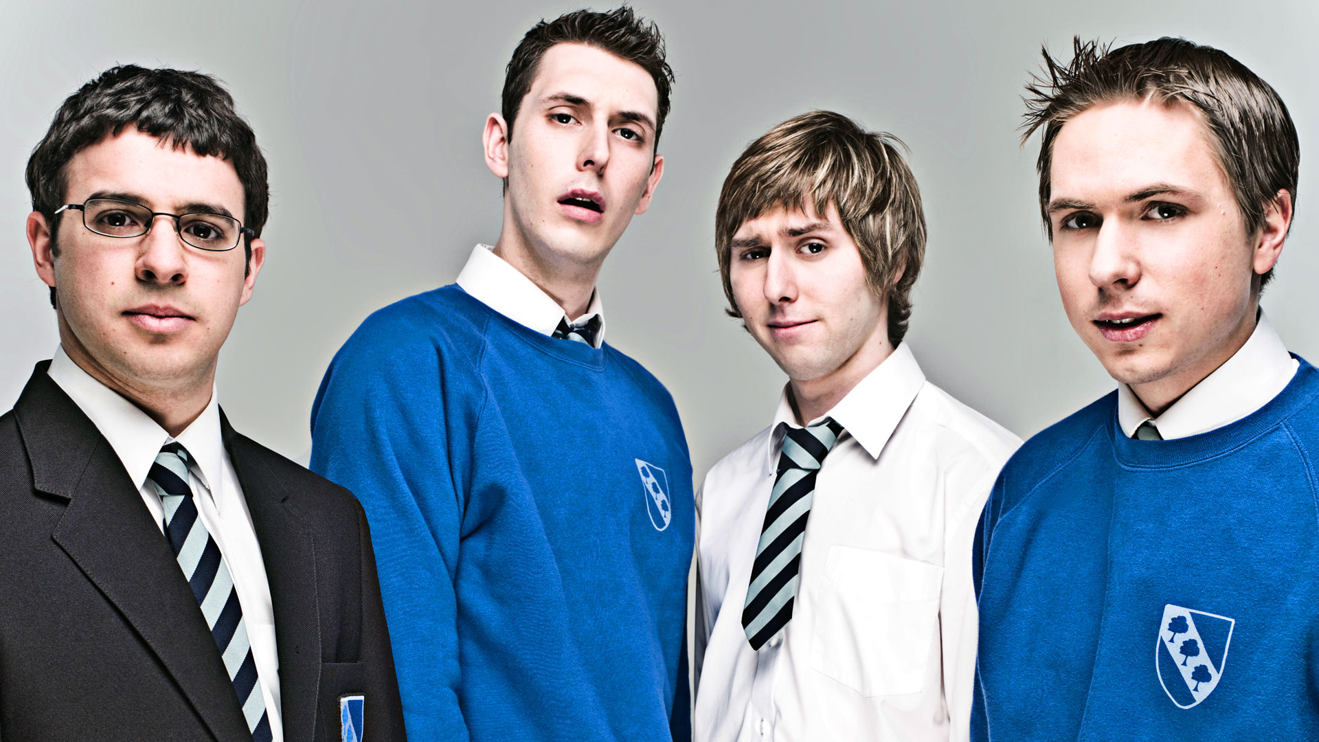 The Inbetweeners - All 4