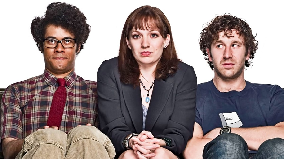The IT Crowd - All 4