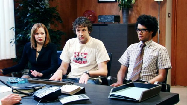 The It Crowd - Yesterday's Jam
