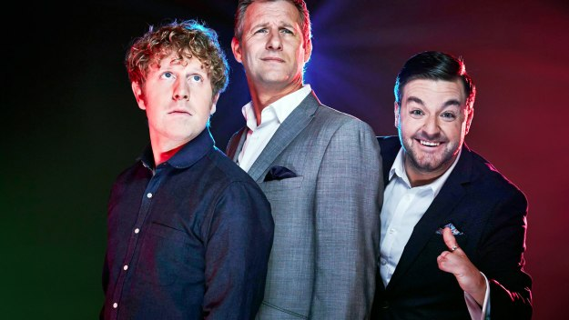 The Last Leg - Series 19 Episode 1