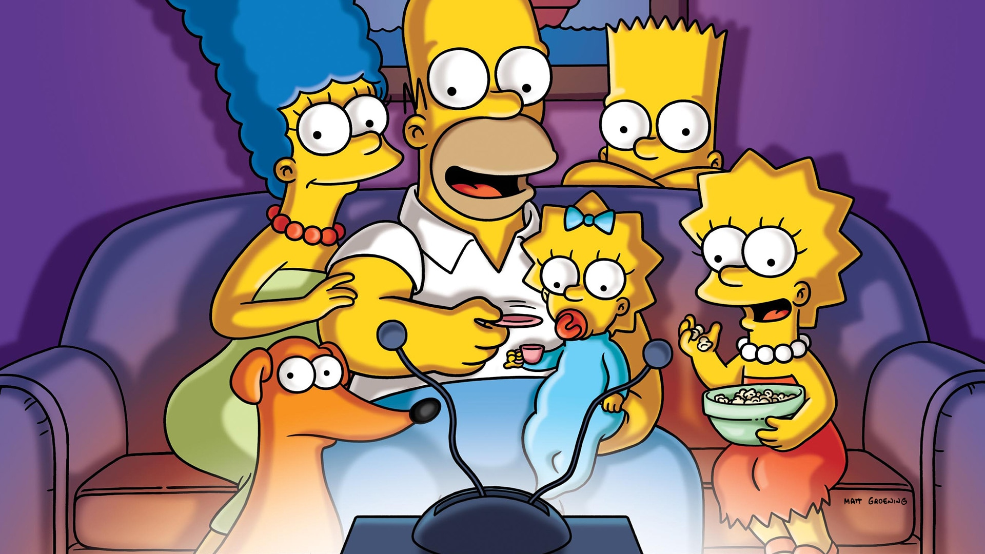 The Simpsons All 4