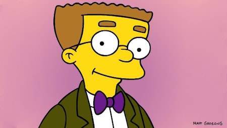 The Simpsons: Smithers