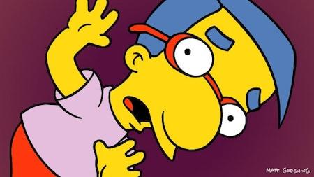 The Simpsons: Milhouse