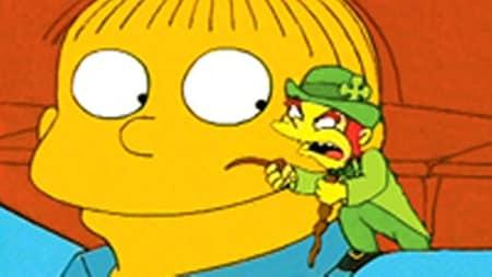 Ralph with a Leprechaun