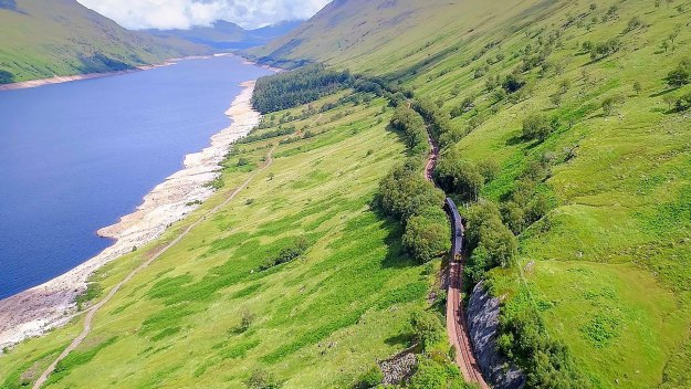 The World's Most Beautiful Railway - The World's Most Beautiful Railway