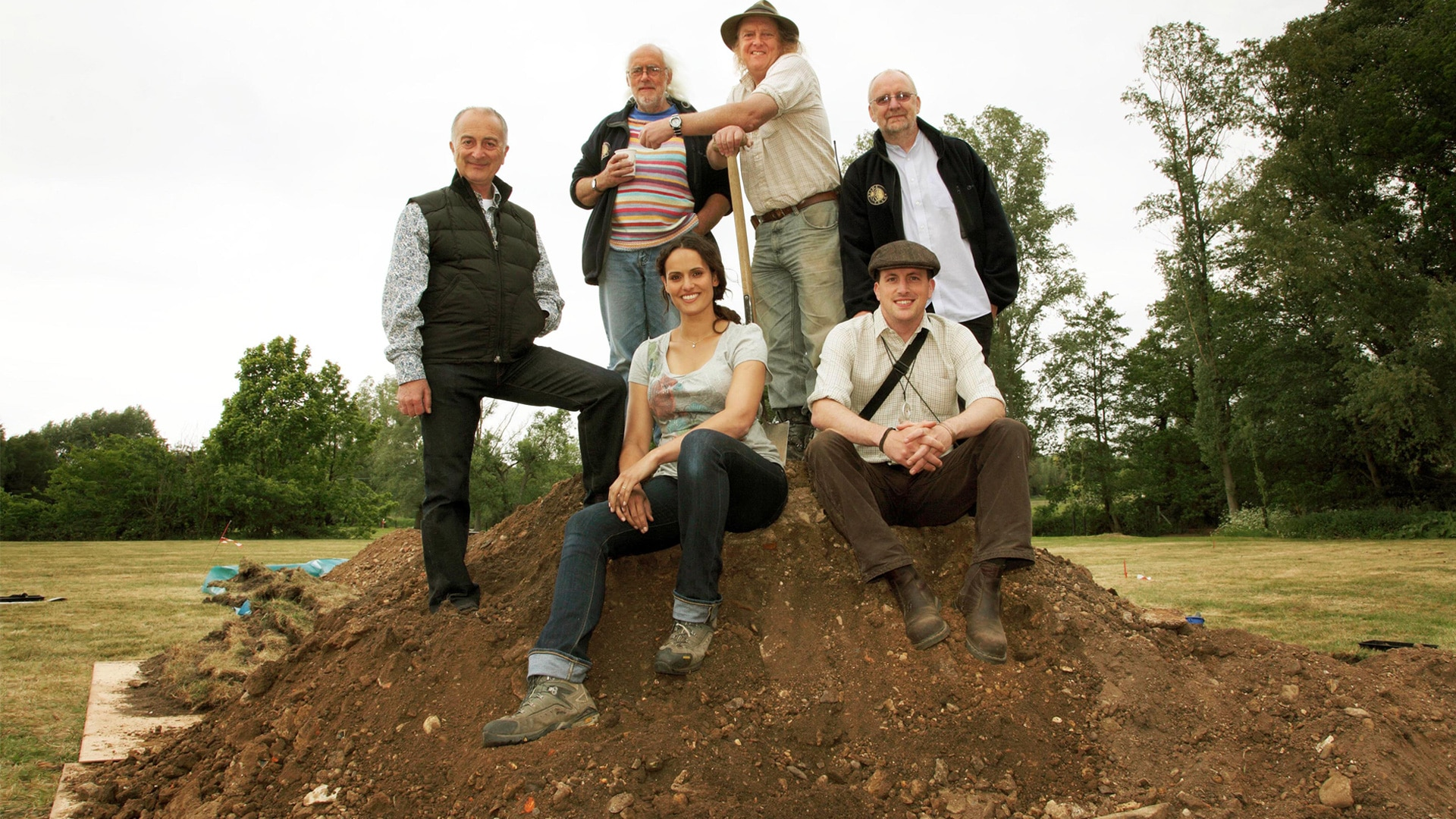 Time Team Specials - All 4