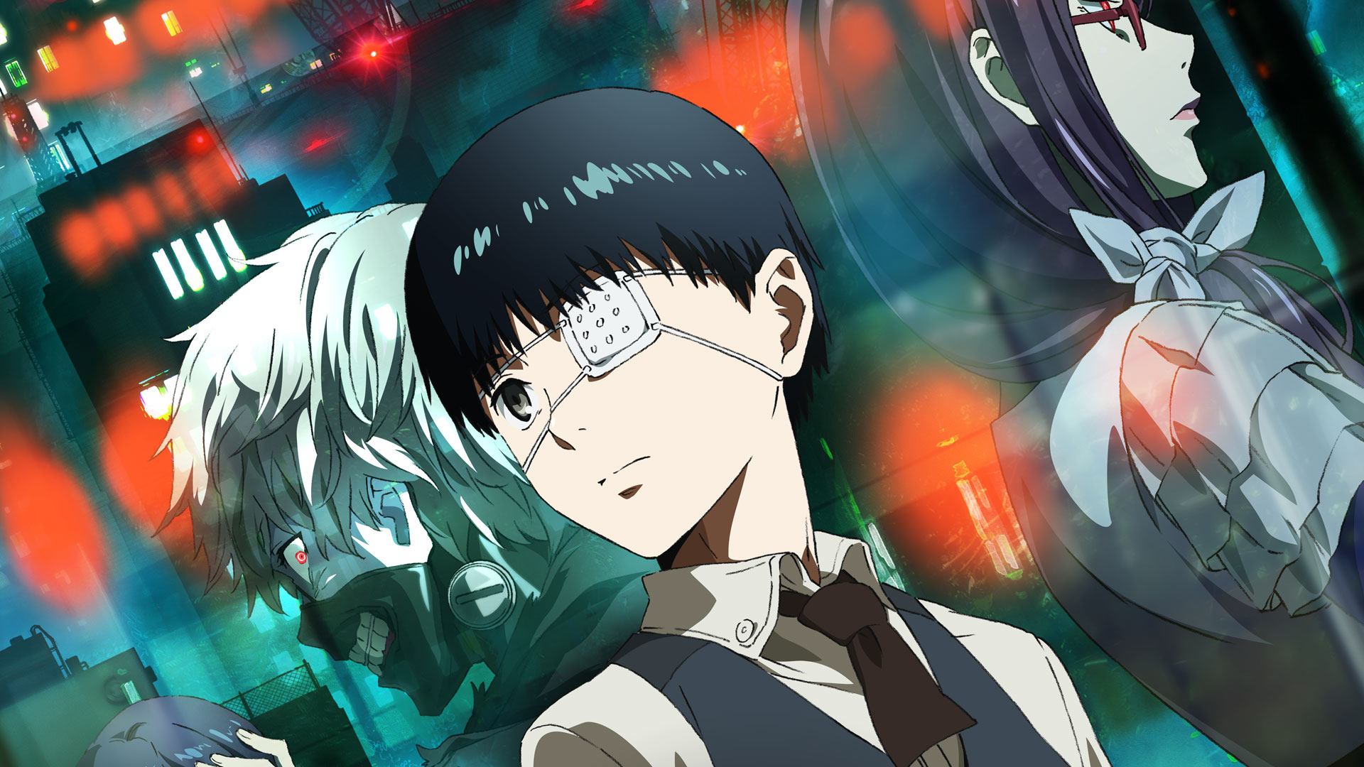 Tokyo Ghoul All 4