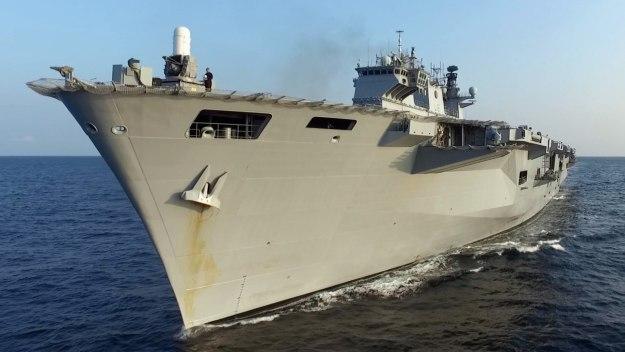 Warship - Warship